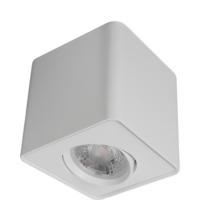 Alfa Box 1 LED matt hvit
