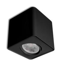 Alfa Box 1 LED matt sort