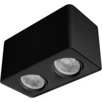 Alfa Box 2 LED matt sort