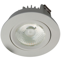 Artic COB Star Downlight 8W Matt Hvit IP44