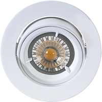 Juno LED Downlight 6W 240V GU10 Hvit IP23