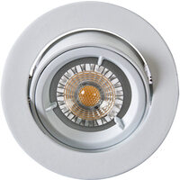 Juno LED Downlight 6W 240V GU10  Matt Hvit IP23