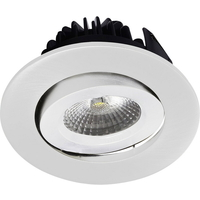 Juno COB LED Downlight 8W Matt Hvit IP44