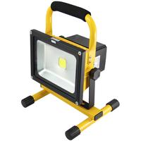 Led Arbeidslampe 20W Driftstid 6Timer m/koffert