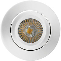 Artic Led 8W Matt Hvit