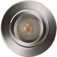 Artic Led 8W B�rstet St�l