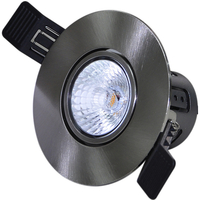 Altea LED 8W B�rstet St�l