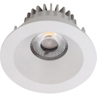 Attila LED Downlight AC Soft 8W Matt Hvit