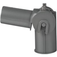 Stolpefeste for Cobra 60mm/60mm