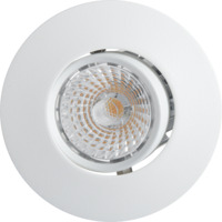 Altea Tilt LED Downlight 8W Matt Hvit IP20