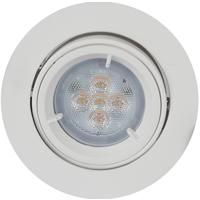 Artos LED 240V 5,3W GU10 Hvit IP23