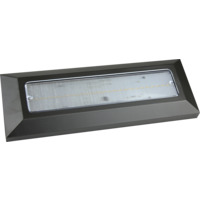 Vegglys Garden Sort 2W LED IP65 PS-CL29L