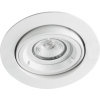 Artos COB LED 5W GU10 230V Matt Hvit