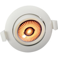 Limbo 10W WarmDim Downlight Matt Hvit