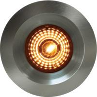 Alfa Soft Downlight Warmdim 10W børstet stål