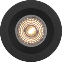 Alfa Soft Downlight 10W matt sort