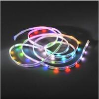 Slynge LED Farget Multifunksjon 4m. m/trafo IP44