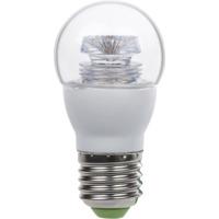 LED Krone 4,5W E27 Crystal