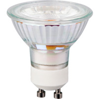 LED Pære 5W GU10 Dim Glass