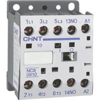 MINIKONTAKTOR NC6-0910 MED MELDEKONTAKT 230V AC