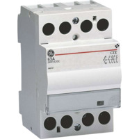 Modulkontaktor 63A 4P 230VAC/DC
