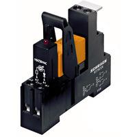 Komplett rele med sokkel 24VDC 8A RTK 424024L