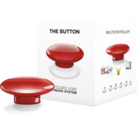 Fibaro The Button rød Z-Wave