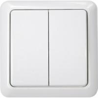 Wireless Dobbel Bryter+Dim+Trapp LWST-605 14326 NEXA