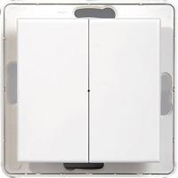 Wireless Dobbel Bryter/Dimmer WTE-2 Nexa Pro 433