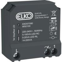 Elko SmartDim puck Uni 200W