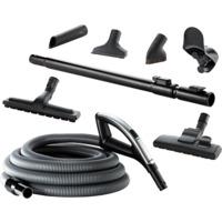 Flexit sentral.slange m/tilbeh�r 9m LED CVR