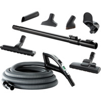 Flexit sentral.slange m/tilbeh. 12m LCD m/disp. CVR