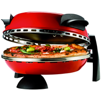 Pizzaovn Pizza Dragon, 1200 W, r�d.
