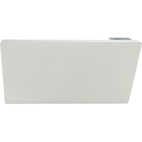 Glassovn Panel 1500W Hvit IP 24
