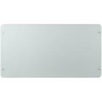 Glassovn Panel 800W Hvit