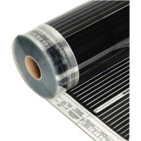 Varmefolie flexwatt 100cm bredde - 60w/m2