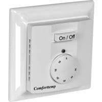 Termostat 740 TE Comfort Gulv+Luftføler Varmecomfort