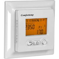 Termostat 760 TE Digital Gulv/Luft/Reg Program Varmecomfort
