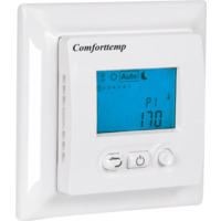Termostat 760i  Digital m/spareprogram og effektreg.
