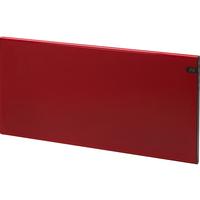 Varmeovn H30 1200w Panel Rød 94x37cm GLAMOX