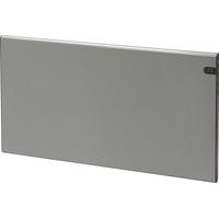 Varmeovn H30 1000w Panel S�lvgr� 77x37cm GLAMOX
