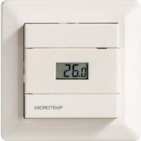 Termostat MTC2 1991MH gulv/luft/reg Hvit