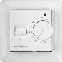 Termostat MTC 1991H Gulvf�ler HVIT Micromatic