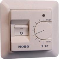 Termostat elektronisk Nobø T32N 2-pol 3220w
