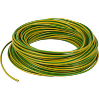 PN 2,5mm² Gul/Grønn Bunt 10 m