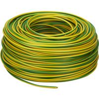 PN 4mm² Gul/Grønn Bunt 10 m