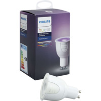 Philips HUE White and Color Ambiance 6.5W GU10 EUR