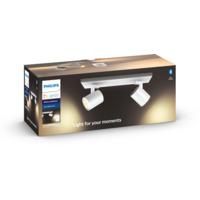 Philips Hue WA Runner Taklampe 2x5.5W Hvit ink dim