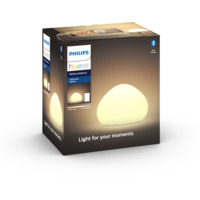 Philips Hue WA Wellner Bordlampe 9.5W Hvit ink dim