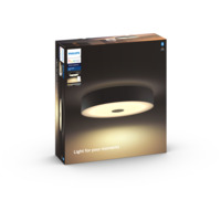 Philips Hue WA Fair Taklampe 39W Sort ink dim
